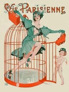 paris cage